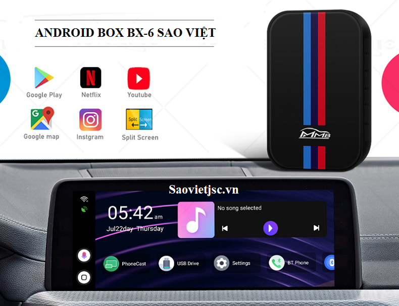 box android bx6