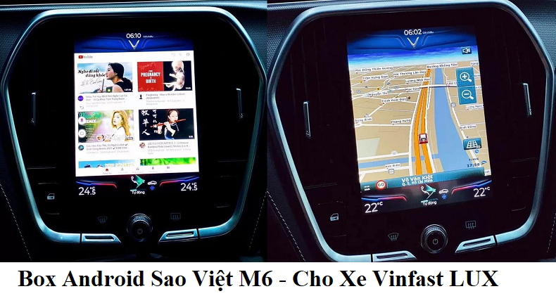 box android vinfast lux